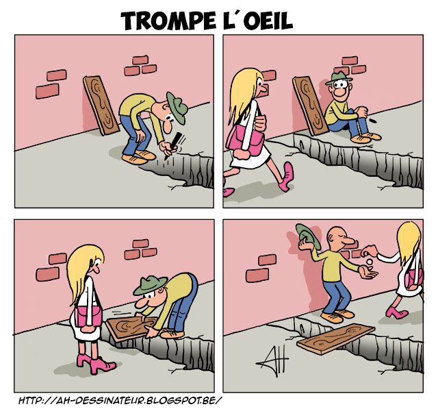 trompeloeil
